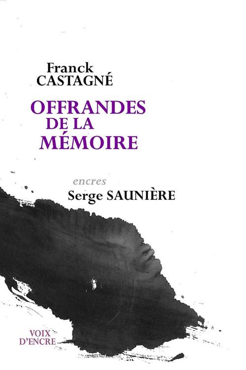 Offrandes de la mémoire - 1
