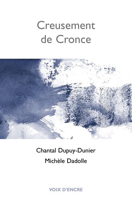Creusement de Cronce - 1