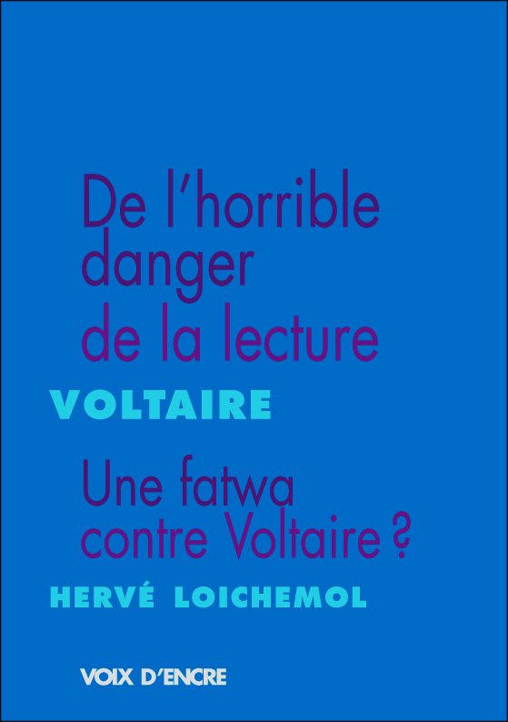 De l'horrible danger de la lecture - 1