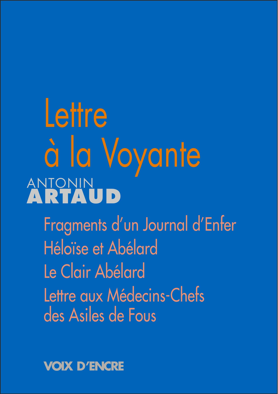 Lettre à la Voyante - 1