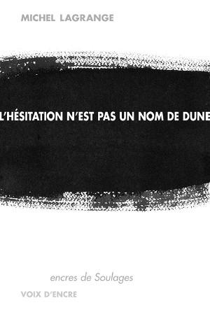L'hésitation n'est pas un nom de dune - 1